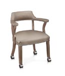Cirka traditional captain chairs