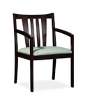 Delphi contemporary guest chairs