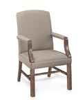 Reminisce classic traditional styled guest chairs
