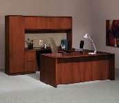 Impel executive office furniture suite from Indiana office furniture