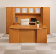 Madera home office desk