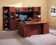 executive office furniture computer 