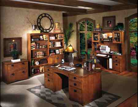 California bungalow from kathy ireland home office furniture by martin