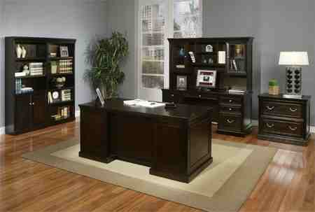 Fulton From Kathy Ireland Home Office Furniture By Martin Furniture On Sale N