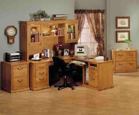 Huntington oxford from kathy ireland home office furniture - Kathy ireland bedroom furniture collection ...