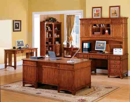 Mission Hills From Kathy Ireland Home Office Furniture By Martin