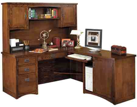 mission pasadena from kathy ireland home office furniture