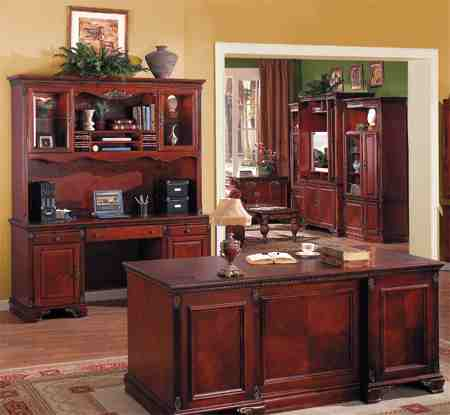 Kathy Ireland Home Office Furniture Nottingham Timeless Prestige And Splendor Traditional Series
