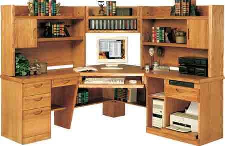 Kathy Ireland Home Office Furniture. Waterfall. Waterfall Series Computer  Furniture
