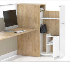 Paradigm lateral opening storage units