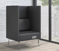 Hip Hop High back chair