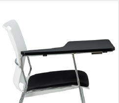 Pilo series seating with writing tablet