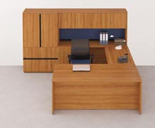 Concept 400e series lacasse office furniture