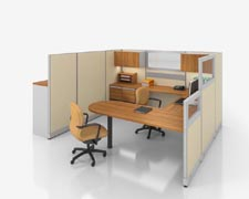 Nvision panel system office furntiure