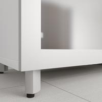 cabinet leg detail