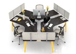 CITE collection from lacasse office furniture