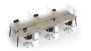 cite workplace distancing table top screens