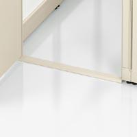 door threshold step plate