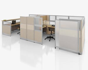 nvision panel cubicles