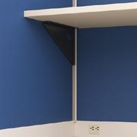 overhead shelf