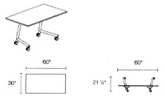 traing tables layout 5