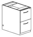 fulll file/file pedestal for desk