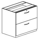 lateral file ped for credenza