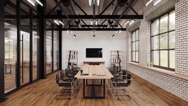 Mirella series conference table suite