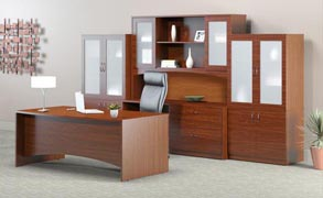 Brighton series Mayline office furniture