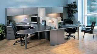 CSII series mayline modular office furniture