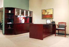Corsica series mayline office furniture