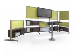 Mayline Keep Modular Wall Systems