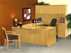 Luminary collection from mayline office furniture