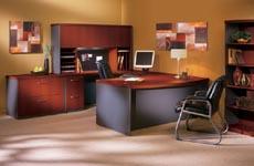 aberdeen series desk suite
