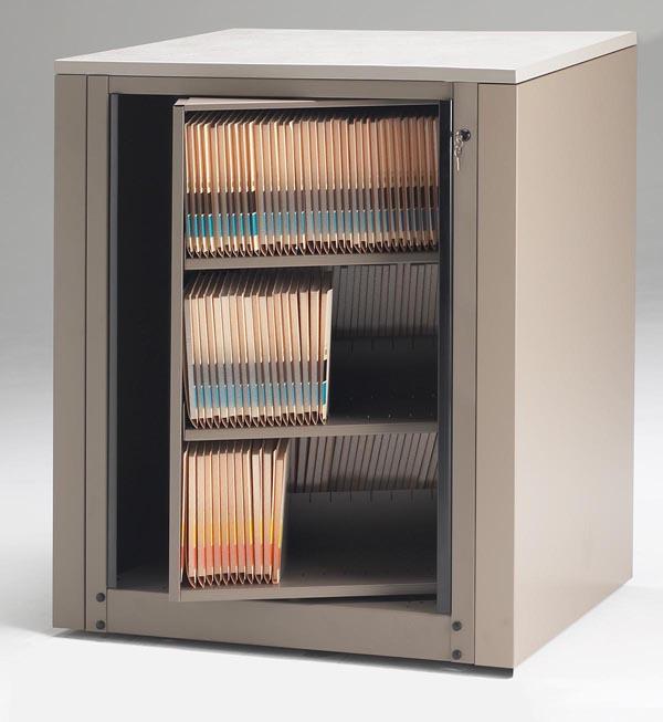 arc low cabinet interior