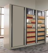 arc rotary file storage system