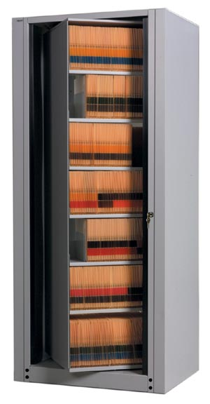 arc rotary file single cabinet