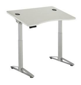 Defy Electric Adjustable-Height Desk