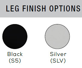 Flip-n-go leg color options
