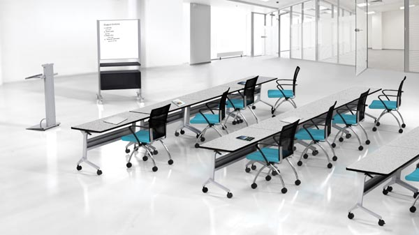 Flip-n-Go training tables