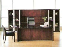 Corsica executive office furniture by mayline