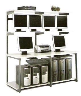 e*LAN Computer Racking System