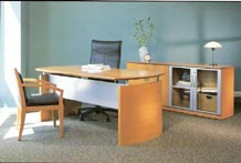 executive office furniture Napoli by Mayline