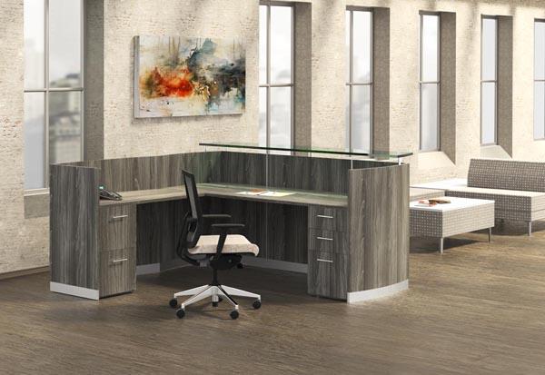 Medina reception desk