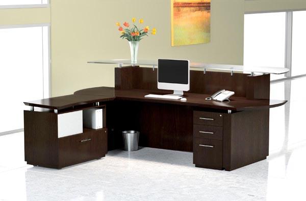 Sterling Reception Desk