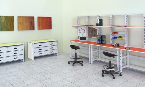 Techworks benching environment