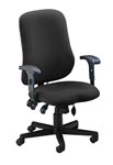 Contoured Support collection ergonomic chairs
