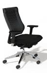 Living ergonomic chair by Mayline