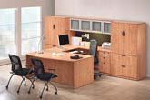 PL Series contemporary laminate office furniture
