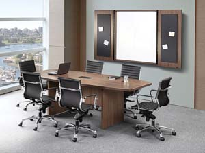 PL Series Conference Tables Small Computer Desks Metal Leg Desks - Office source conference table